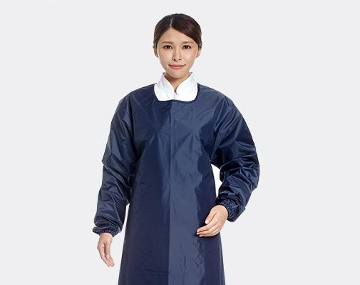 連身式圍裙