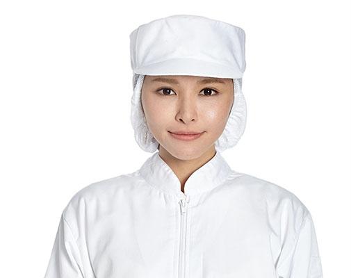 全布衛生網帽