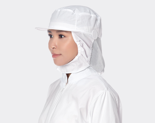 涼爽型衛生網帽