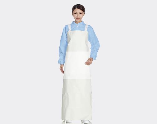 耐油夾網圍裙