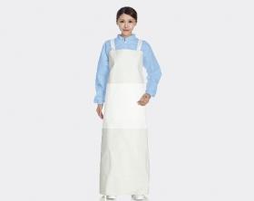 超耐力耐油橡膠圍裙<br><small>(腰部加厚)</small>