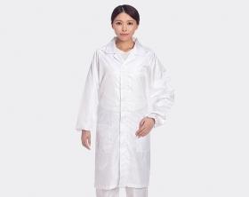 Anti-stati Long Workwear Coat