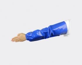PVC夾網單束口手袖