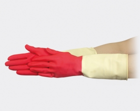 Dual-color Gloves