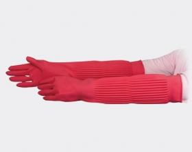 中厚加長型橡膠手套