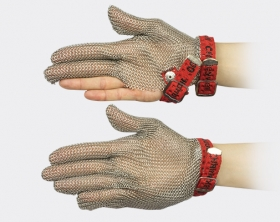不繡鋼3指手套/不繡鋼5指手套